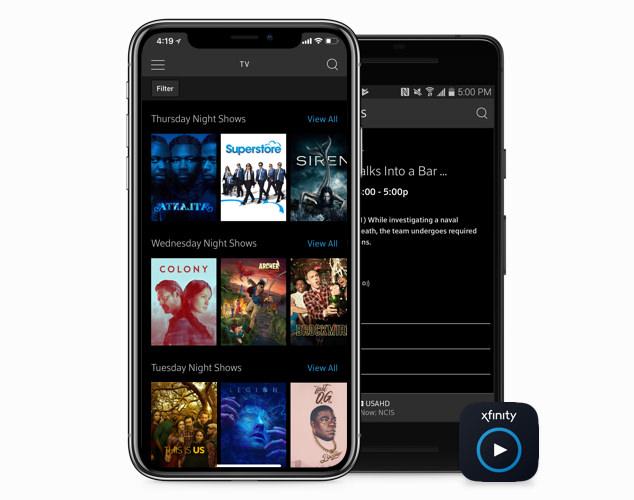 Xfinity Stream App