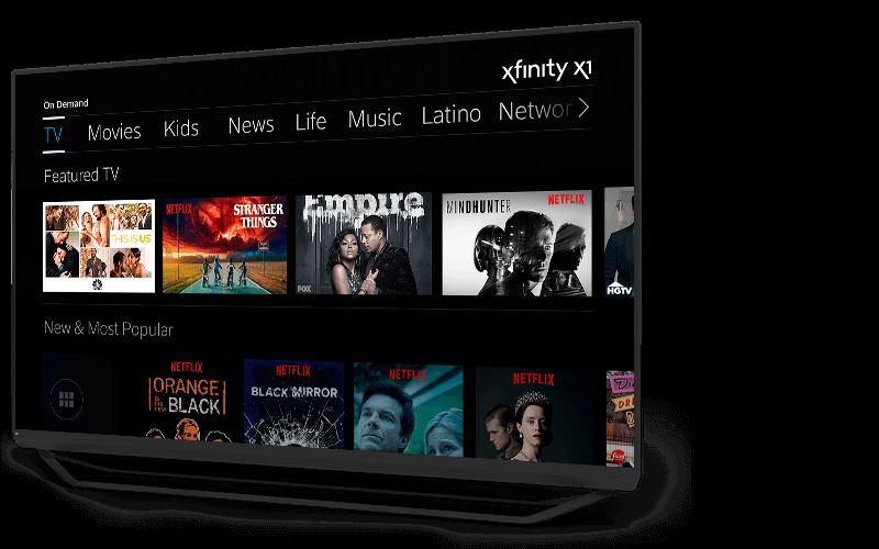 Netflix x1
