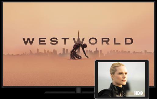 Westworld en TV