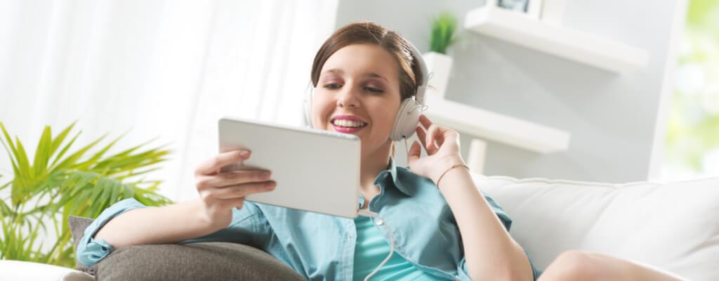 hacer streaming en móviles