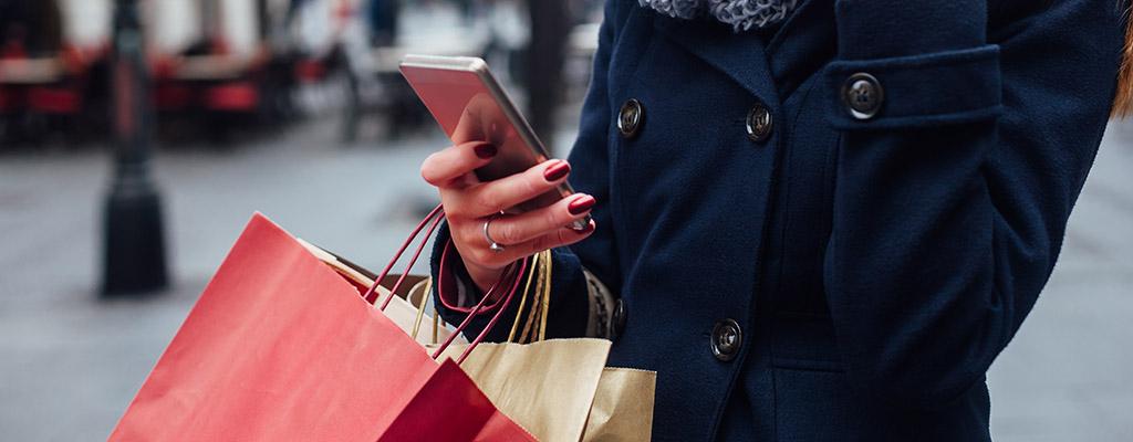 Cómo comprar en Black Friday con tu smartphone