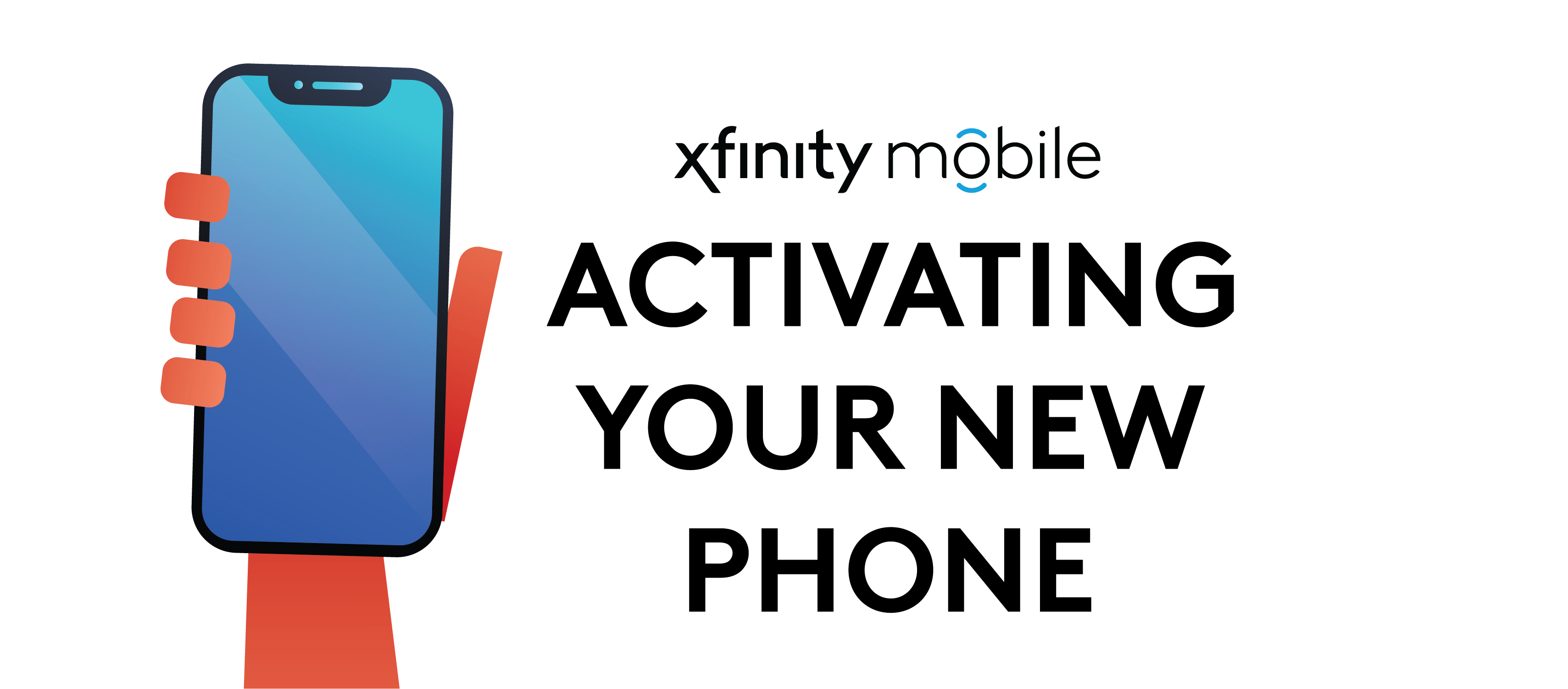 Xfinity Mobile New Phone Activation