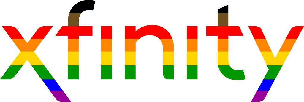 logotipo de xfinitypride