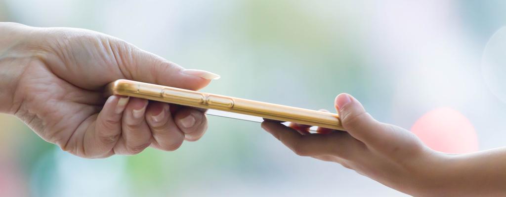 Cómo configurar el iPhonepara tu hijo