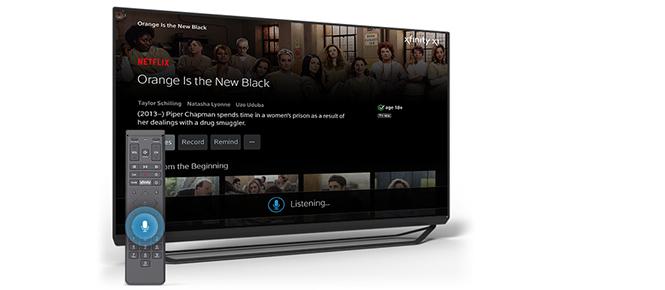 Netflix en XFINITY X1