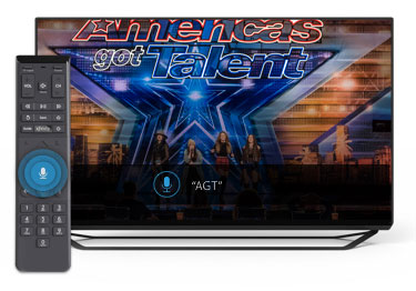 America's Got Talent voting on Xfinity X1