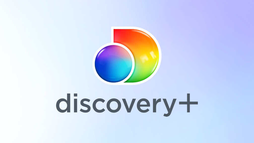 logotipo de discovery+