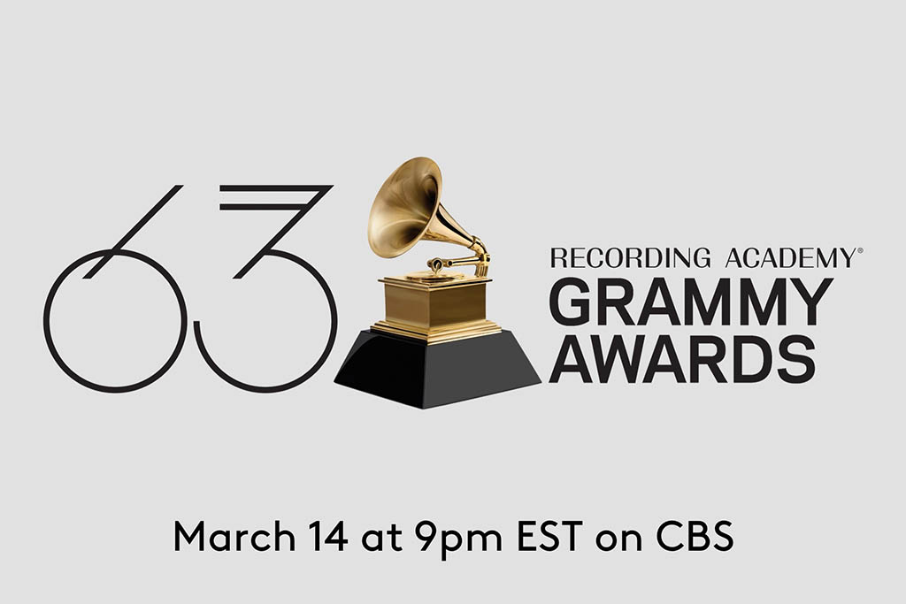 63rd Annual Grammy Awards Happening March 14 at 9 PM EST on CBS