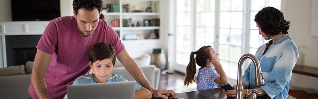 Equipo para Home Security y Home Automation de XFINITY® Home