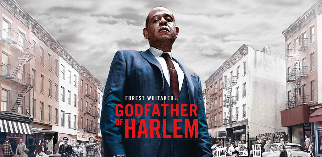 Fotografía promocional de Godfather of Harlem
