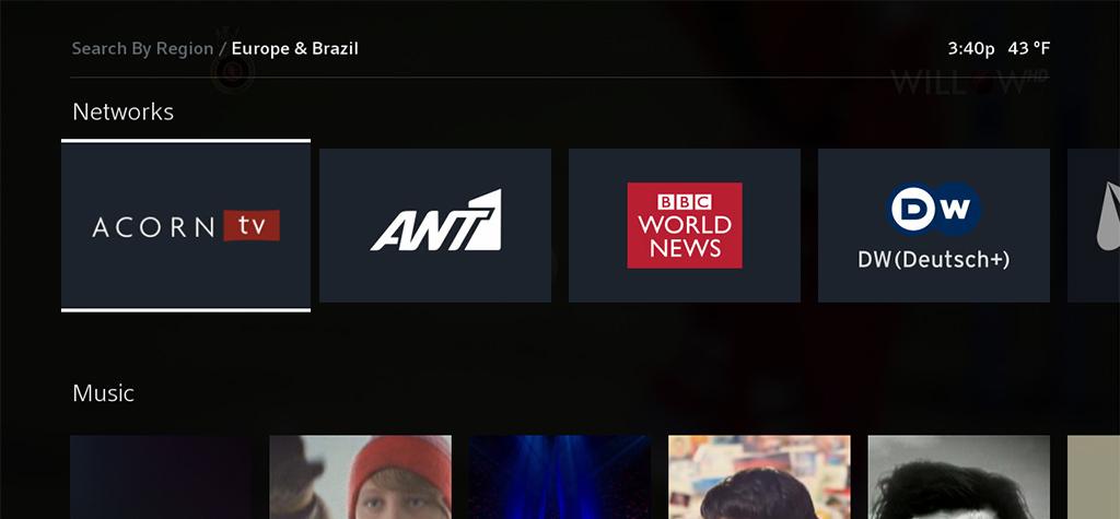 international tv europa y brasil