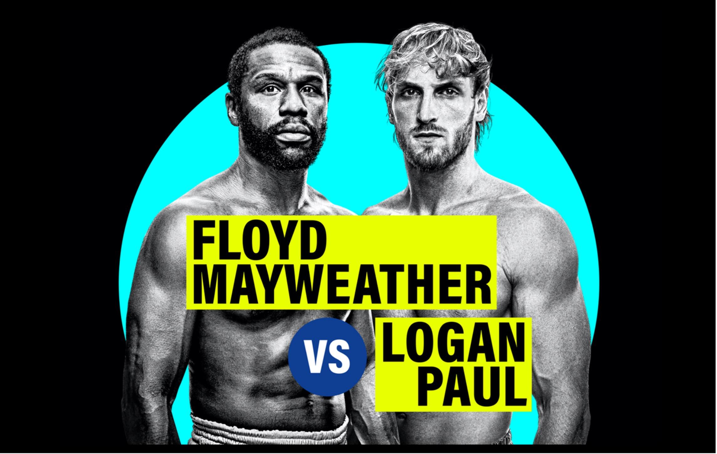 Floyd Mayweather vs. Logan Paul PPV