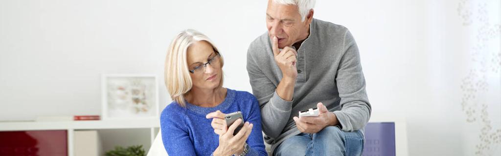 Mejores planes de telefonía celular para adultos mayores