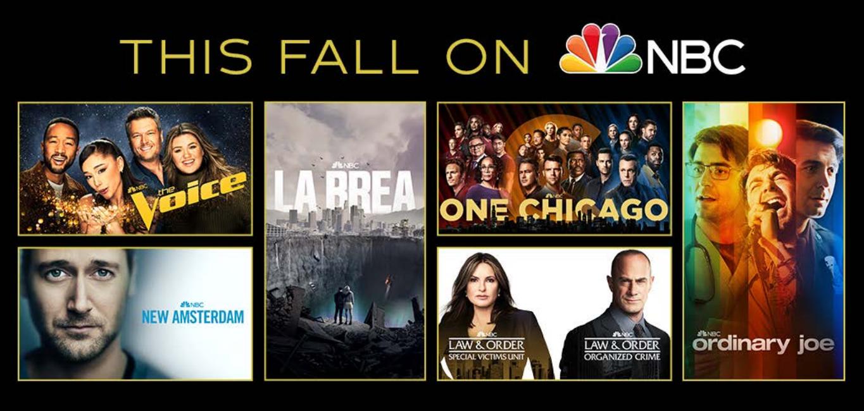 Este otoño en NBC