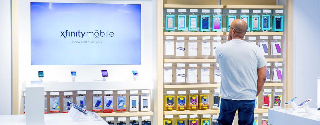 Tienda Xfinity Mobile