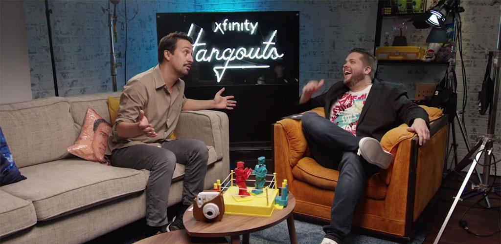 xfinity hangouts temporada 1 episodio 1