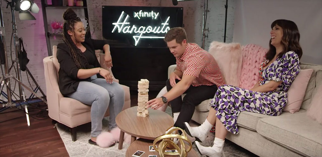 xfinity hangouts temporada 1 episodio 3