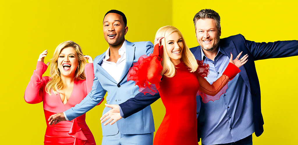 The Voice Season 17 Judges