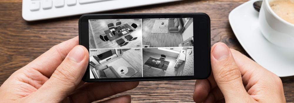 grabación y monitoreo por video