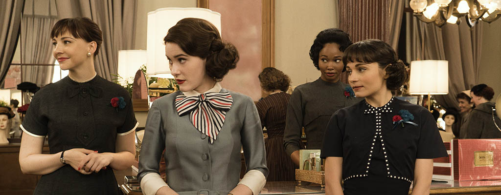Marvelous Mrs. Maisel What to Watch in December