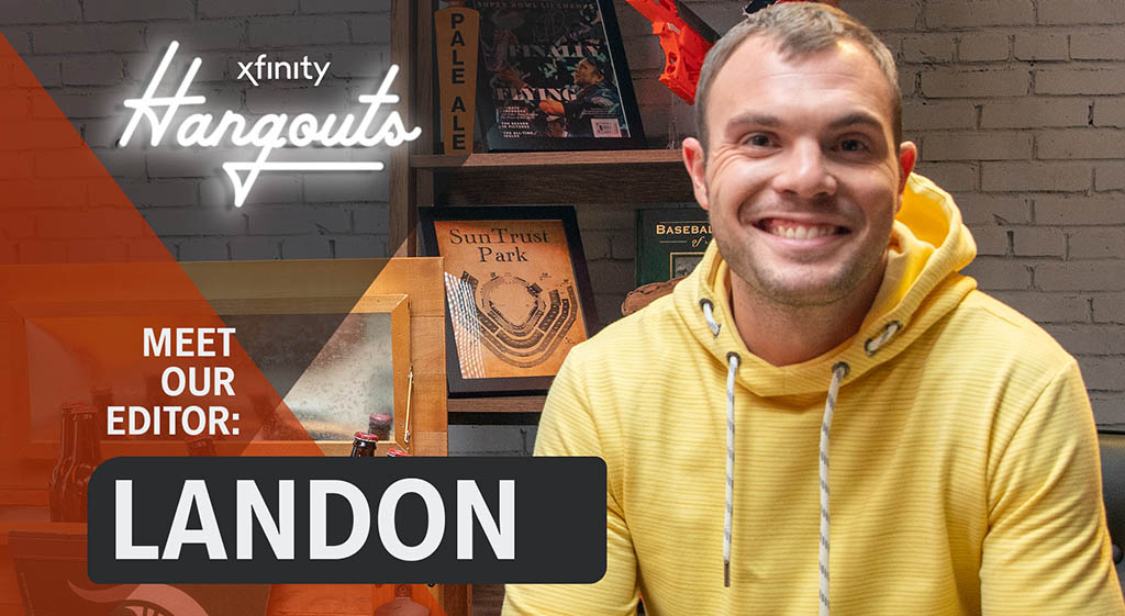 Introducing Xfinity Editor Landon