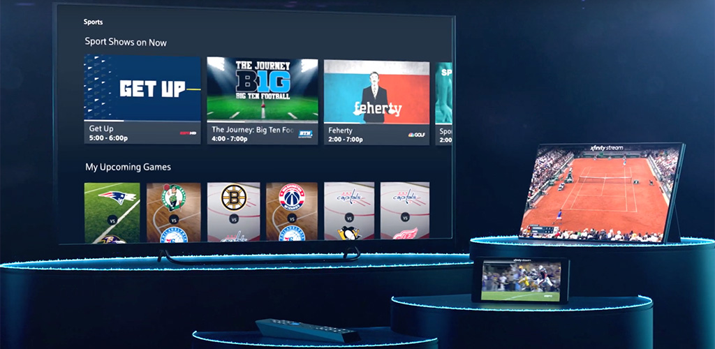 Xfinity Sports Zone Favorites and More