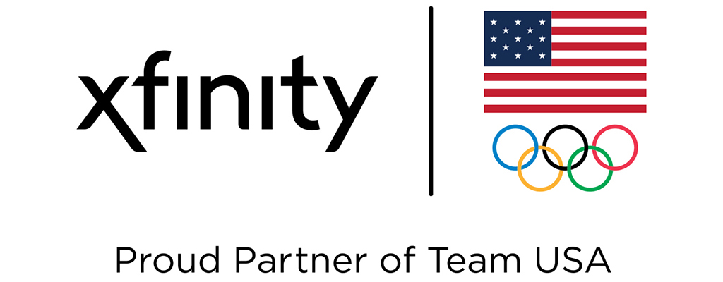 2020 olympics xfinity proud partner of team usa