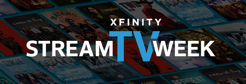 xfinity stream tv week