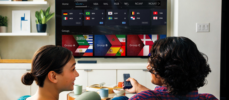 world cup soccer experience on xfinity x1