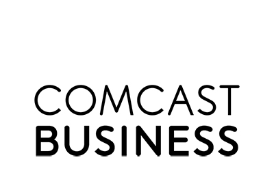 logotipo de comcast business