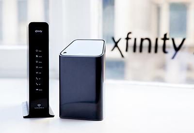 xfinity wifi módem router
