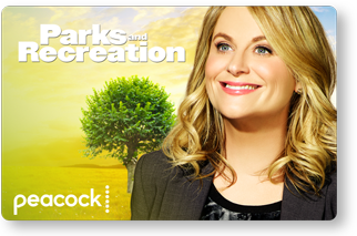 Parks and Recreation on Peacock