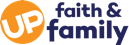 Logotipo de UP Faith and Family