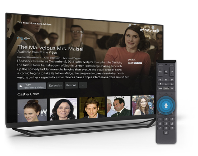 amazon half image - ms mail tv lock up