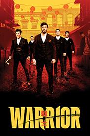 Warrior en Cinemax
