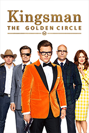 Póster de Kingsman The Golden Circle