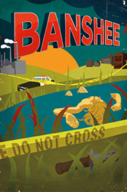 Banshee en Cinemax