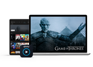 cell phone and tv showing night king from game of thrones