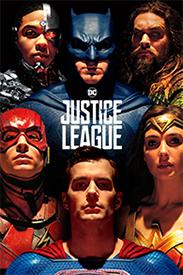 Póster de Justice League