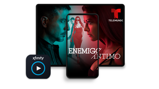 Enemigo Intimo on Telemundo