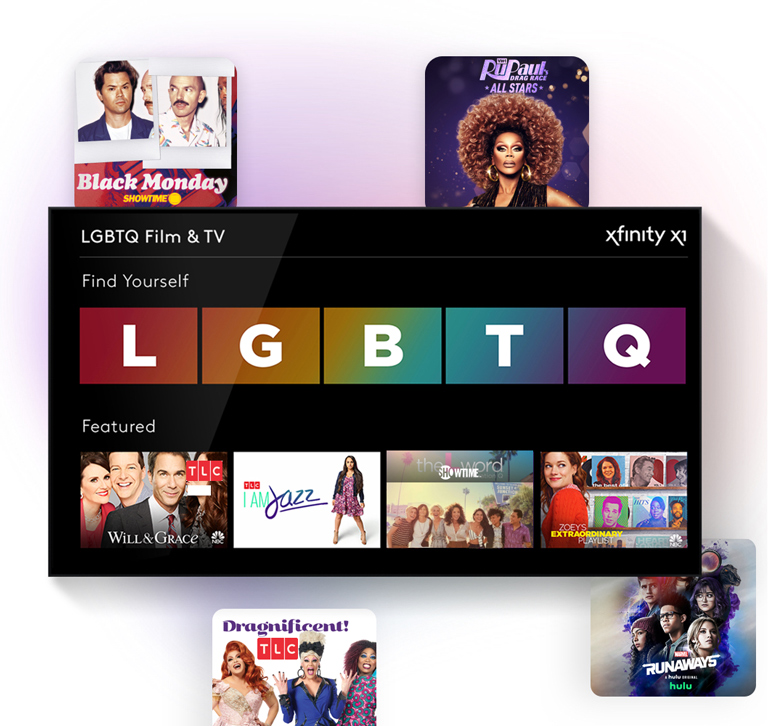LGBTQ Film and TV