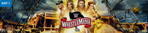 PPV WrestleMania
