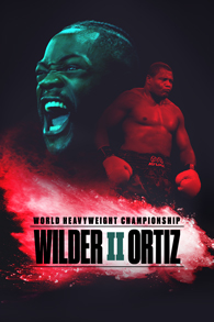 Wilder II Ortiz por Pay-Per-View