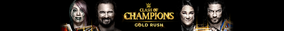 Clash of Champions: Gold Rush