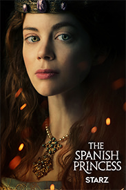 Póster de The Spanish Princess