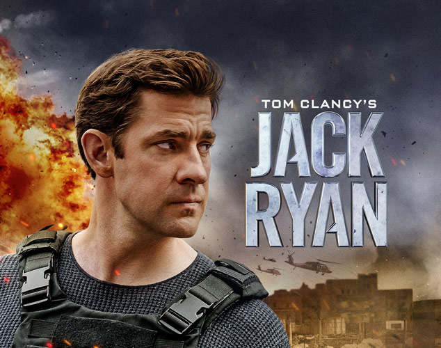 john krasinski as tom clancy
