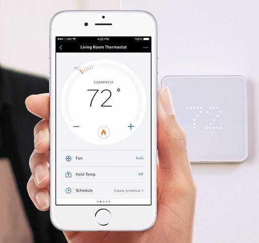 XH incluye termostatos automatizados