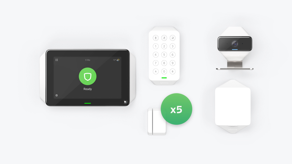 Sistema completo de Home Security