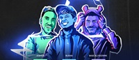 esports - JoshOG, Bugha, and BasicallyIDoWrk (mobile)