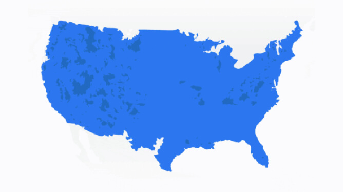 mapa de hotspots